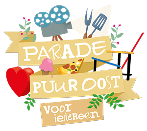 Parade Puur Oost Logo